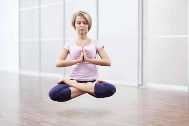 Position pour méditer : Il n'y a pas que le lotus dans la vie