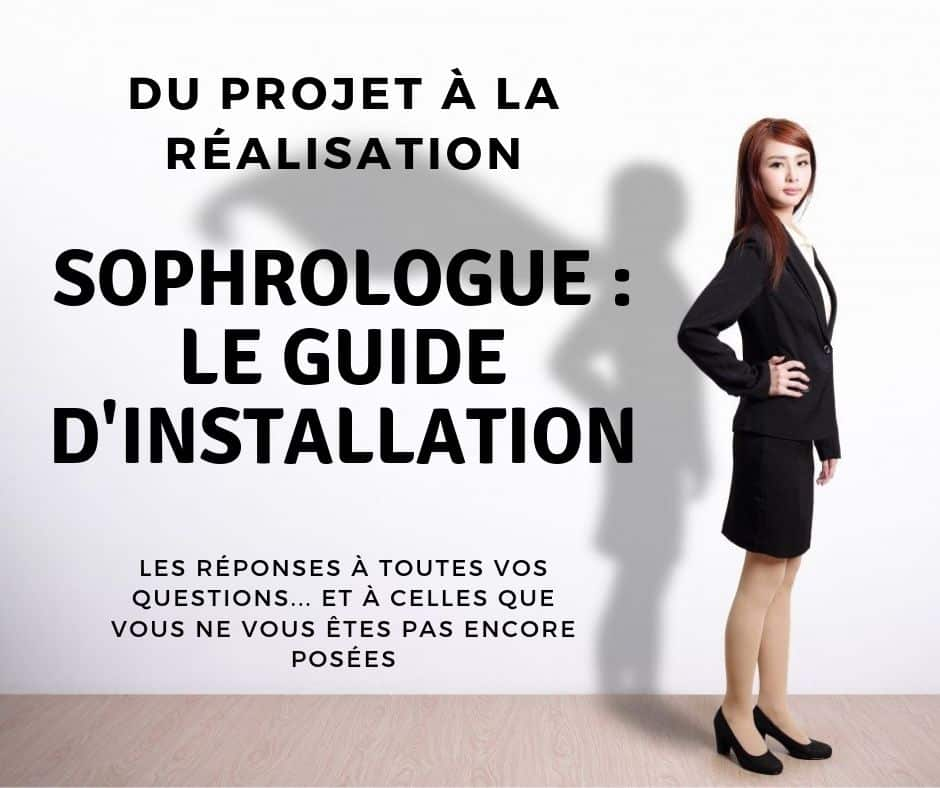 Guide d'installation sophrologue