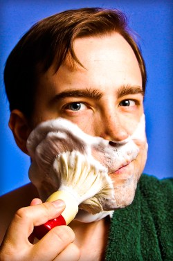 Shaving cream The Ritual of The Shave