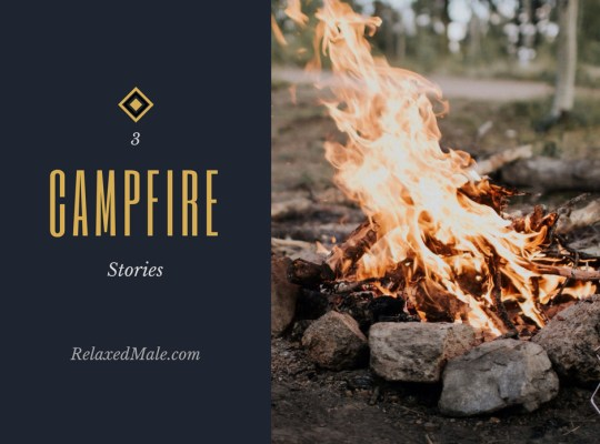 campfire ghost stories