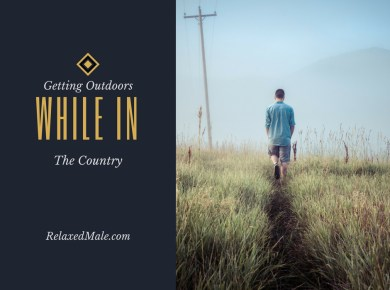 Get out into the country