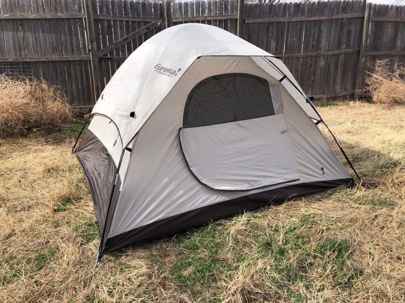 Eureka! Tetragon HD 3 Tent Review
