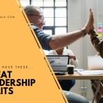 Great Leadership Traits