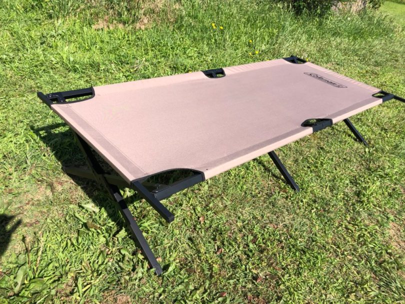 img 3630 1 e1560474434944 1024x768 Review: Coleman Trailhead II Cot
