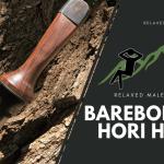 Review: BareBones Hori Hori