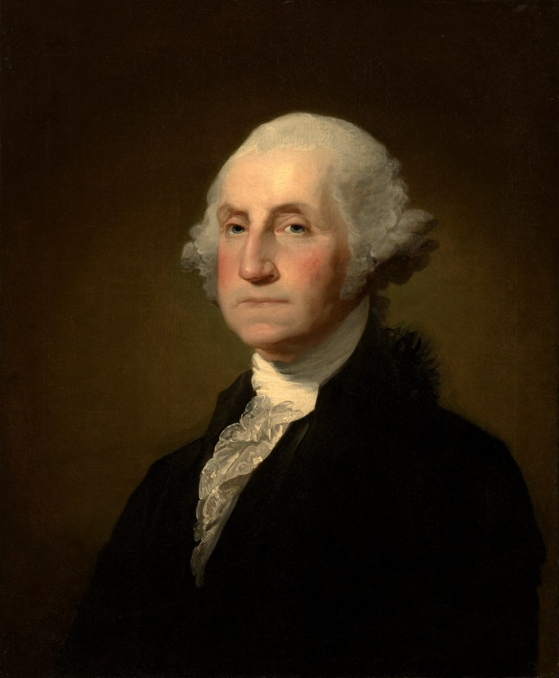 Gilbert Stuart Williamstown Portrait of George Washington 844x1024 Finding Your Core Values