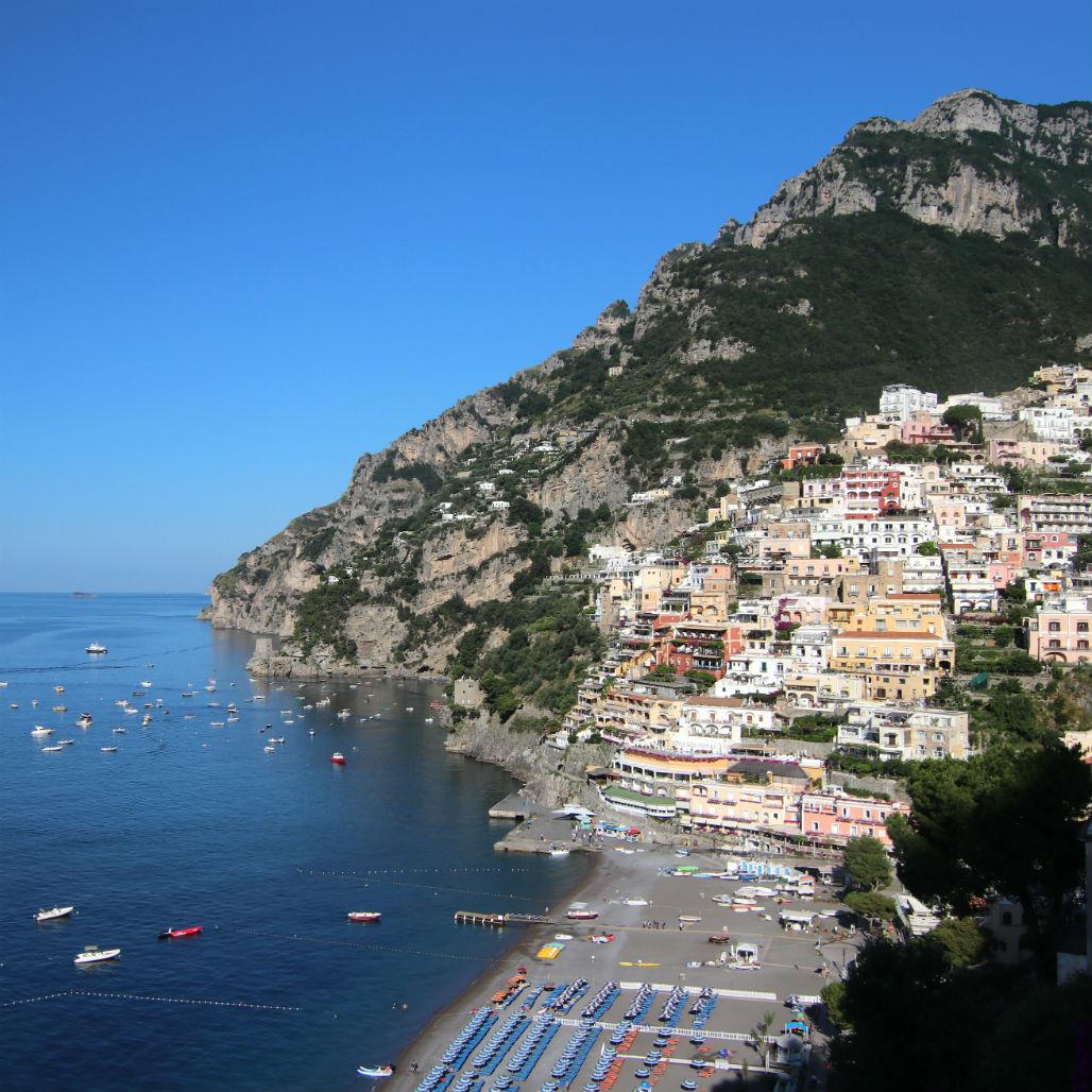 Positano Amalfi Coast And Capri Relaxednomad