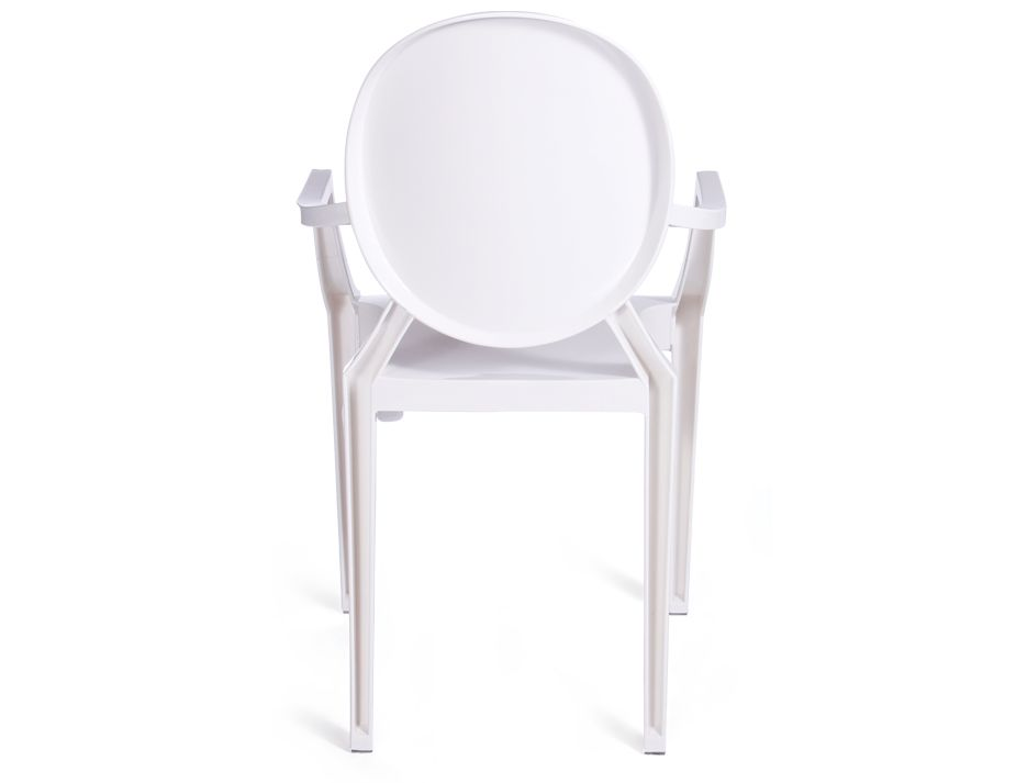 ghost chair replica where to buy cushions cream louis armchair by philippe starck ivory