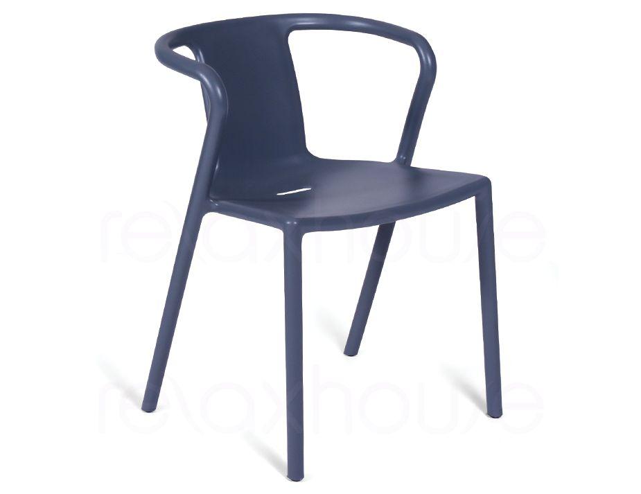 Grey Replica Jasper Morrison Air Chair Arm Chair