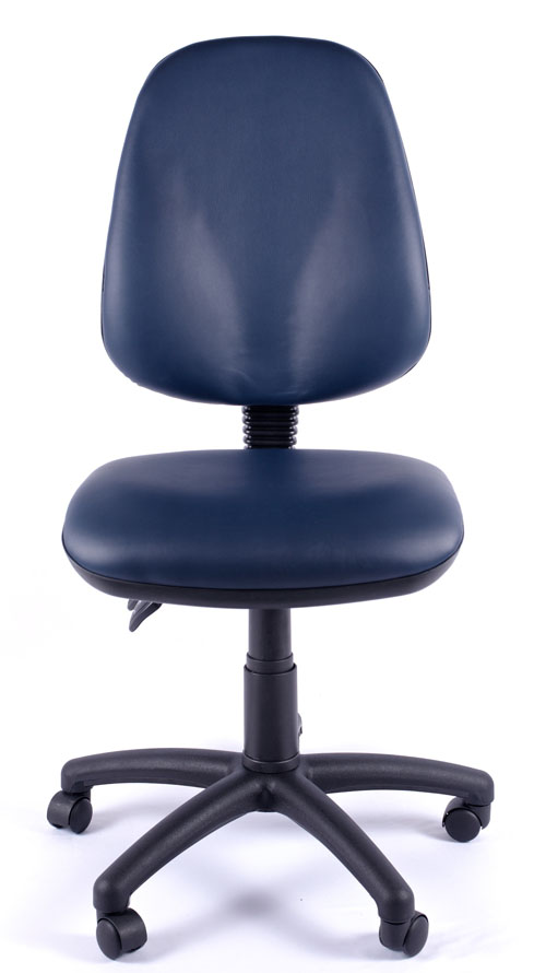 back support office chairs uk good computer juno vinyl high operator chair