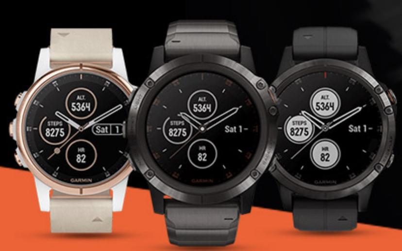 Garmin นาฬิกา Smart Watch ตัวช่วยสุขภาพดี