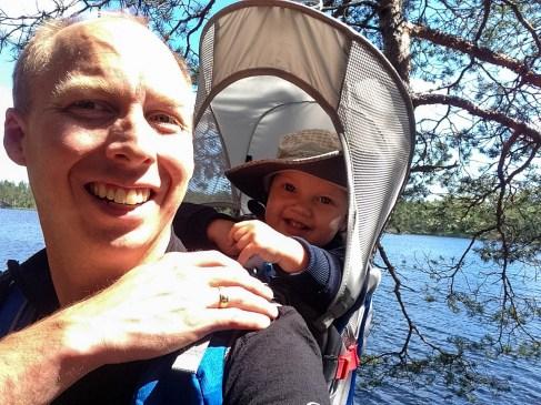 Reldin Adventures - Vandring med småbarn