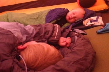 Reldin Adventures - Sova ute med barn