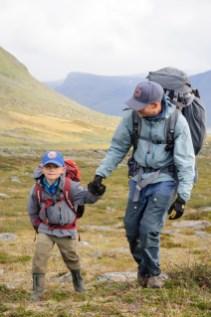 Reldin Adventures - Fjällräven Classic 2018 - Familjeäventyr i fjällen