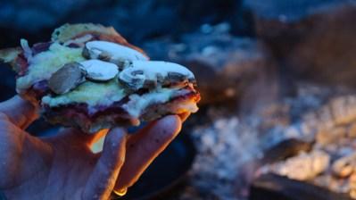 Reldin Adventures - Pizza med familjen på dagsutflykt