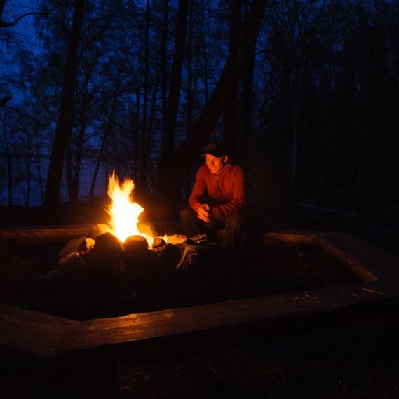Reldin Adventures - Övernattning i naturen på Södergarn