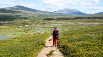 Reldin Adventures - Jämtlandsfjällen - Storforsen