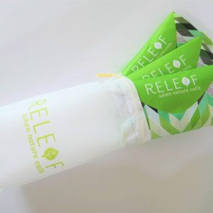 urgency incontinence help with Releaf Ltd's disposable wee solution