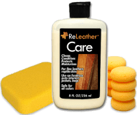 ReLeather Care - Leather Conditioner, Wax-free Leather Lotion