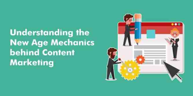 Image result for Understanding the New Age Mechanics Behind Content Marketing