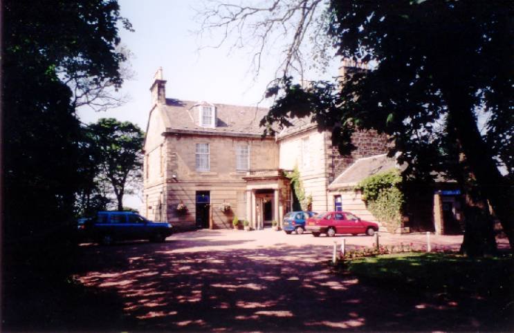 Thb Nethermains House Hotel In Irvine