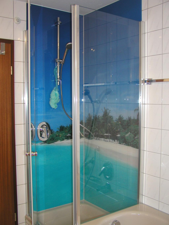 Bad und Dusche  Duschwnde  Reli Glastechnologie