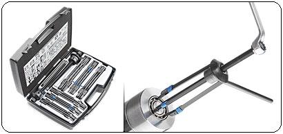 SKF TMMD 100 Deep groove ball bearing puller kit