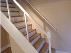 home inspection problems stairs staircase