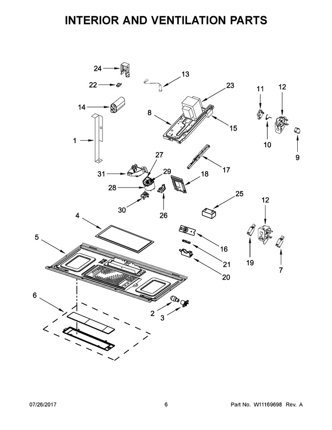 whirlpool wmh53520cs6 parts reliable