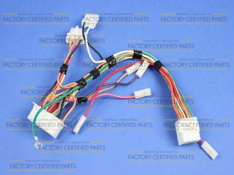 Parts For Whirlpool Lte5243dq3 Washer Dryer Control Panel Literat