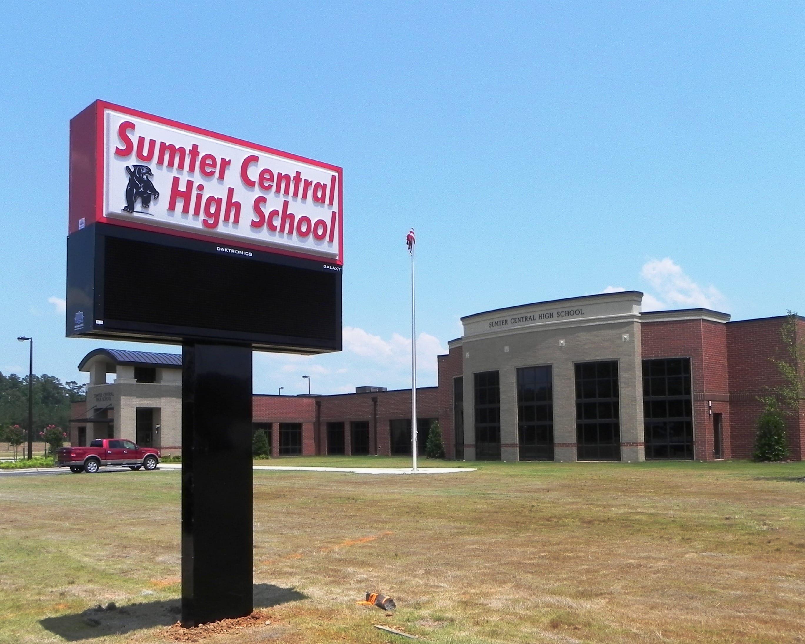 County School High Sumter