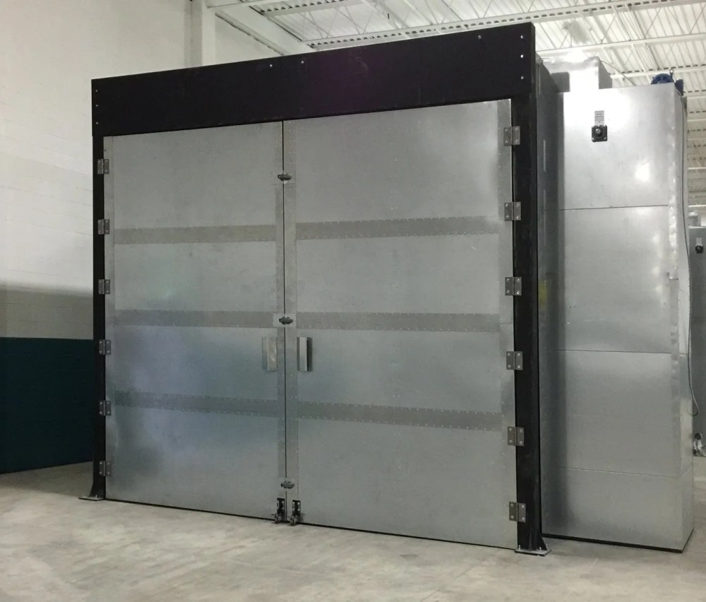 medium resolution of powder coating ovens from reliant finishing systems