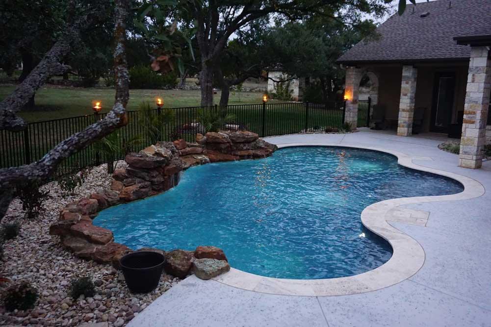 Gallery  Austin Pool Builders  Reliant Pools Austins