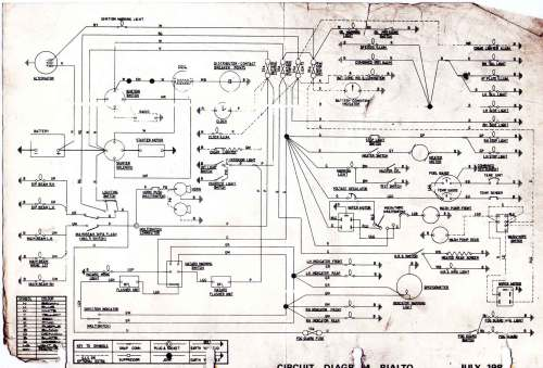 small resolution of reliant spares wiring diagramsreliant rialto wiring diagram