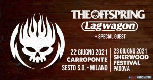The Offspring e Lagwagon: due date in Italia a giugno 2021