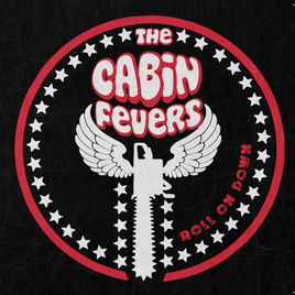 The Cabin Fevers - Roll on Down (Vrec, 2018) di Francesco Sermarini
