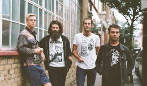 PREOCCUPATIONS:  il quartetto post-punk canadese in Italia a Febbraio!