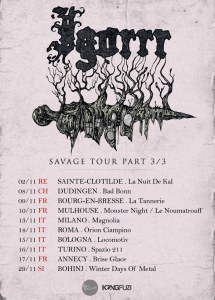 Igorrr, quattro date in Italia per la fine del Savage Tour