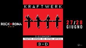 Nuovo annuncio per Rock in Roma: Kraftwerk!