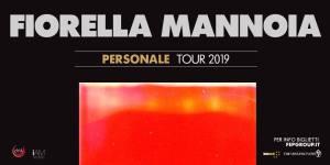 Fiorella Mannoia in concerto a Firenze