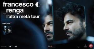 """L'Altra metà Tour"": tutte le prossime date di Francesco Renga"