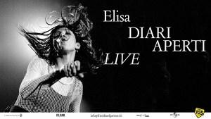 Elisa: in concerto a Firenze il prossimo 12 Dicembre