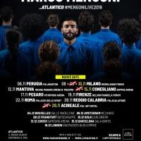 Marco Mengoni in tour da novembre