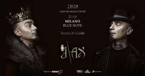 J-ax presenterà il suo nuovo album al Blue Note di Milano il 22/01/2020