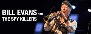 Bill Evans and the Spy Killers live alla Sosta