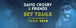 David Crosby due date in Italia a settembre