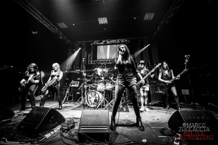 Queen of Noise @ Afterlife club a Perugia (Marco Zuccaccia photo)