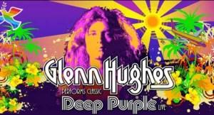 Glenn Hughes torna in Italia ad Aprile per due nuove date!