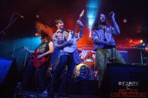 Gama Bomb @Dagda Live Club, Retorbido (PV) (foto di Fabry C.)