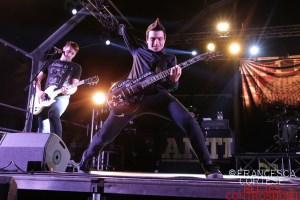 Anti-Flag live @ Malt Generation Festival, Arluno, Mi (foto di Francesca Cortese)